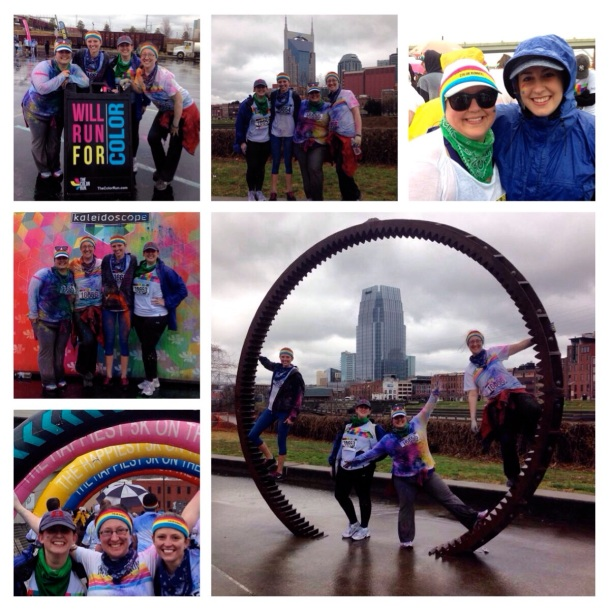 The Color Run, Nashville 2014