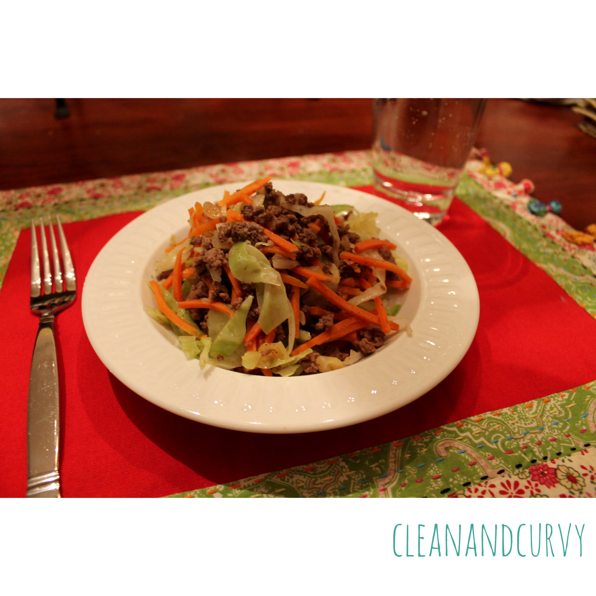 curried cabbage recipe yummly garbage stir fry with curried cabbage ...
