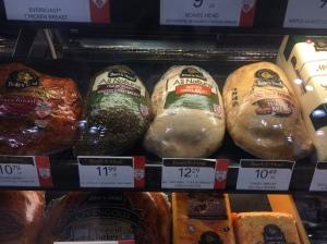Nitrate free turkey